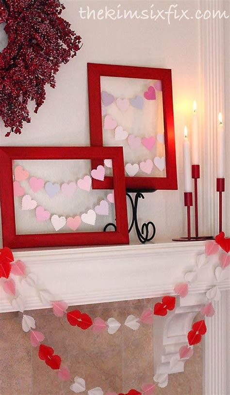 Heart Decorations For The Home by Best 25 Heart Decorations Ideas On Pinterest Hearts