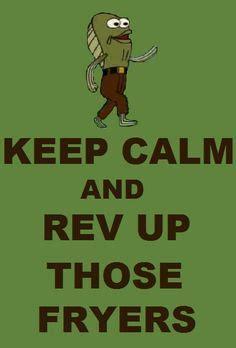 Rev Up Those Fryers Meme - spongebob on pinterest funny moments patrick star and