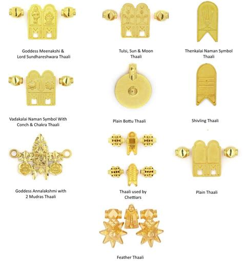 pattern meaning in tamil different types of thirumaangalyam thaali designs