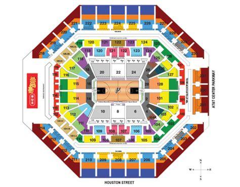 Wells Fargo Center Floor Plan Spurs Seating Chart Car Interior Design