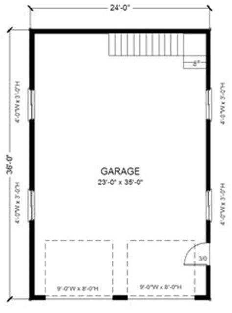 24x36 garage plans garage plans 24 x 36 with loft pl13 cottage garage
