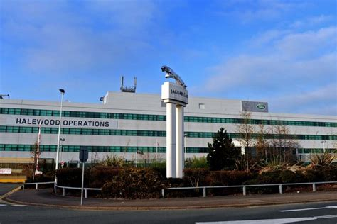 jaguar liverpool halewood who fell to his at jaguar factory wrongly