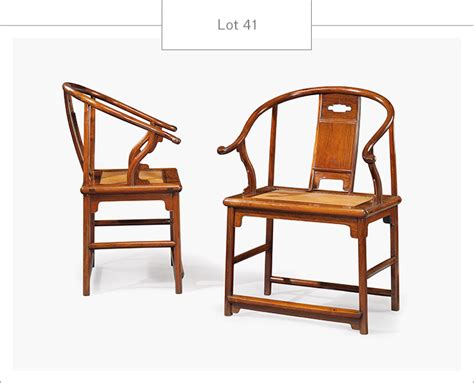 Chinese Armchair Ming Dynasty Furniture From The Ellsworth Collection