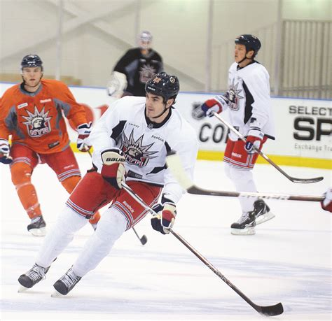 chris blanchard hockey rangers boyle grew up in family the size of a hockey team
