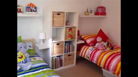 boy and girl bedroom ideas boy and girl shared bedroom ideas youtube