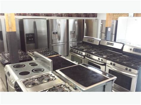 used high end kitchen appliances western appliance refurbished scratch and dent new used
