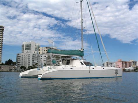 sailing catamaran ocean crossing phoenix catamaran for sale ocean cat 49 in fort lauderdale