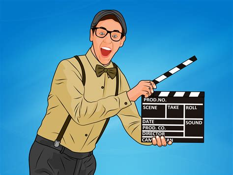Or Director How To Be A Director With Pictures Wikihow