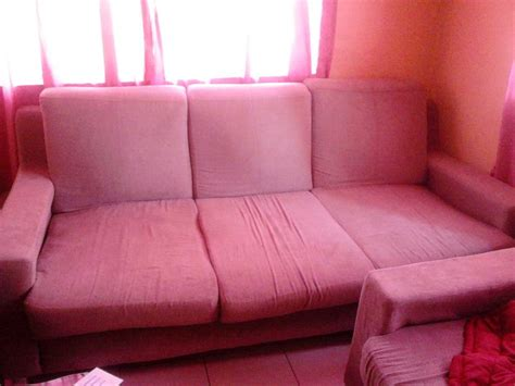 pink sofa sale used philippines