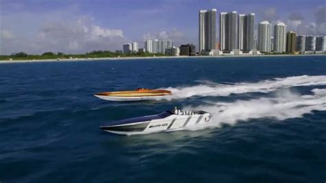 cigarette boat racing youtube cigarette racing team 46 rider xp inspired by amg youtube
