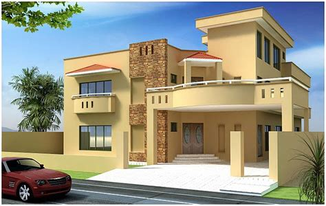 indian house design front view indian house kanal 10 marla plan 3d front