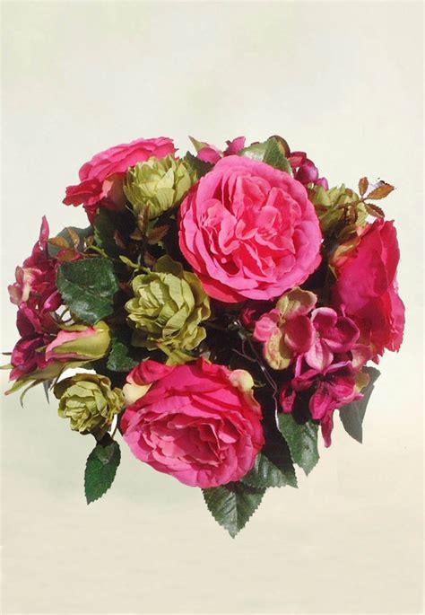 Thank Top Flower Silk lois silk flowers artificial arrangements pene dene flowers