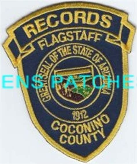 Scottsdale Az Arrest Records Ben S Patch Collection