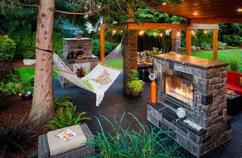 Backyard Hangout Ideas Summer Spirit 25 Cool Outdoor Hangouts With A Hammock