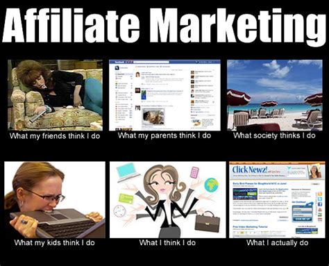 Advertising Meme - 10 mistakes every new affiliate does or thinks