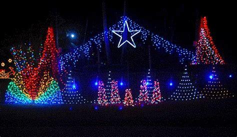 las luces led de navidad