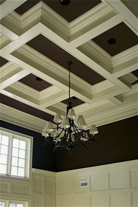 1000 ideas about coffered ceilings on coffer white paints and ceilings