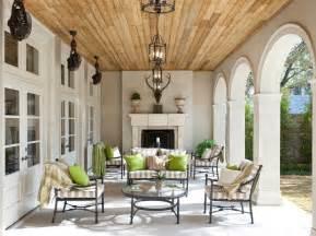 ideas porch ceiling