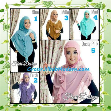 Jilbab Langsung Pakai Modern jilbab langsung pakai terbaru syria elliona by fiori design series