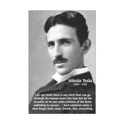 Scientist Tesla Nikola Tesla Obsessive Emotions Of Scientist By