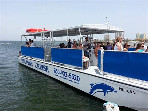 glass bottom boat tours pensacola fl pensacola beach dolphin blue angels tours key sailing