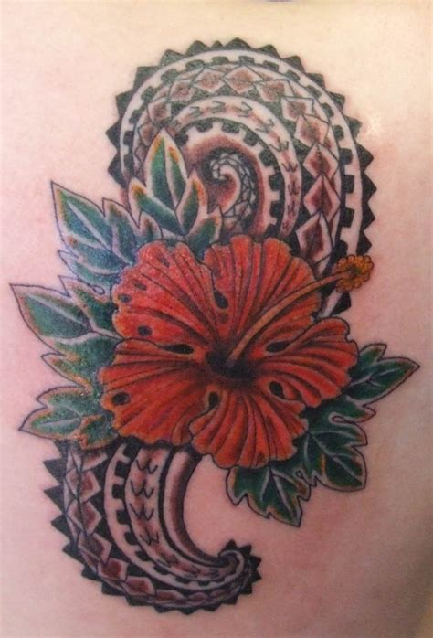 hawaiian hibiscus tattoo designs hawaiian tattoos designs ideas and meaning tattoos for you