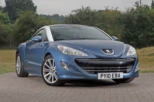 used peugot used peugeot rcz review auto express