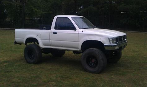 94 Toyota 4x4 Parts 1994 Toyota 4x4 Up 3 500 Possible Trade 100484182