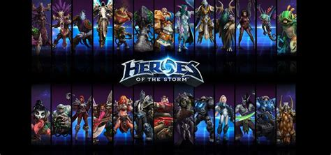 Heroes Of The Storm Giveaway - second heroes of the storm closed beta keys giveaway eu only gt gamersbook