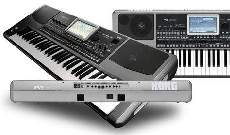 Keyboard Korg Pa900 korg pa900 image 686899 audiofanzine