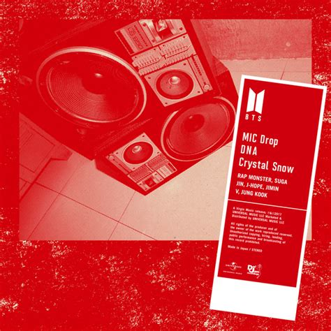 Download Mp3 Bts Crystal Snow | download single bts mic drop dna crystal snow