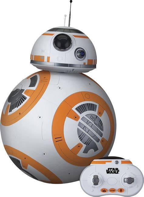Remote Bb 8 Droid Wars wars u command interactive remote controlled bb 8 droid a ebay