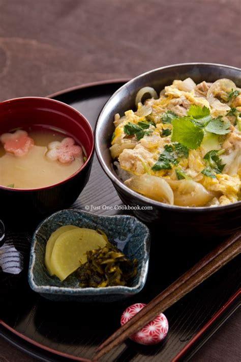 oyakodon japanese chicken and egg rice bowl recipe oyakodon japanese chicken and egg rice recipe dishmaps