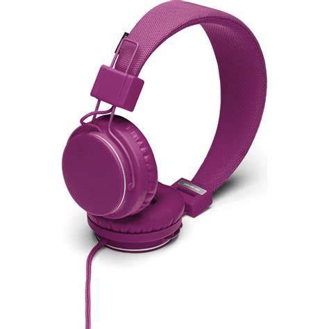 Headset Urbanears urbanears plattan on ear headphones mulberry 4090848 b h photo