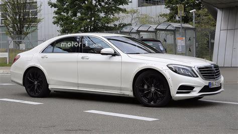 2020 Mercedes S Class by 2020 Mercedes S Class Photo Photo