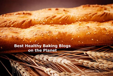 top 25 healthy baking blogs and websites on the web
