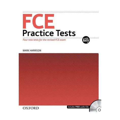 fce test fce practice tests with key cdaudio espiral libros
