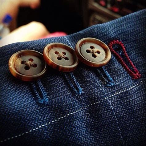 Contrast Stitching Button Jacket pin by ohanna da silve on s collection
