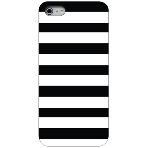Iphone 6 6s Lacoste Black Stripe Hardcase custom cover for iphone 5 5s 6 6s plus black white bold stripes ebay