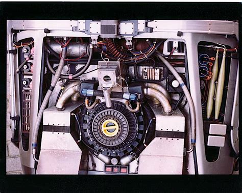 delorean time machine blueprints back to the future original delorean time machine blueprint