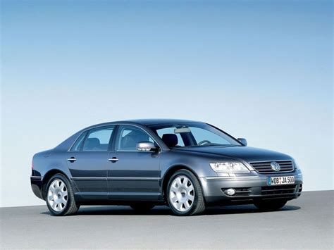 2007 volkswagen phaeton review top speed