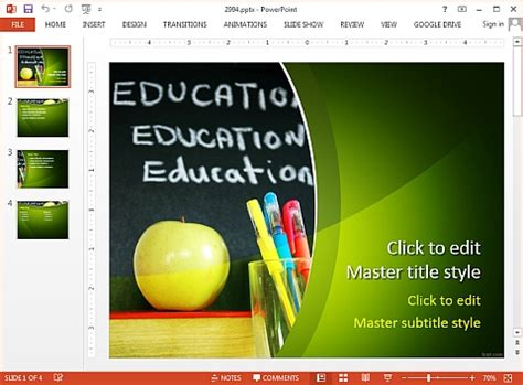 free education powerpoint template best websites for free powerpoint templates presentation