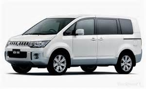 Mitsubishi D5 Review Car Review Mitsubishi Delica Indonesia