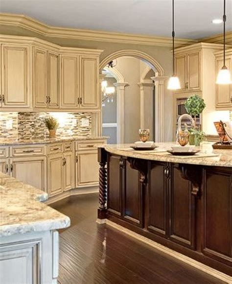 25 Antique White Kitchen Cabinets Ideas That Blow Your Kitchen Wall Color With White Cabinets