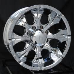 16 Inch Chrome Truck Wheels 16 Inch Chrome Wheels Rims Chevy Hd Dodge Ram 8 Lug