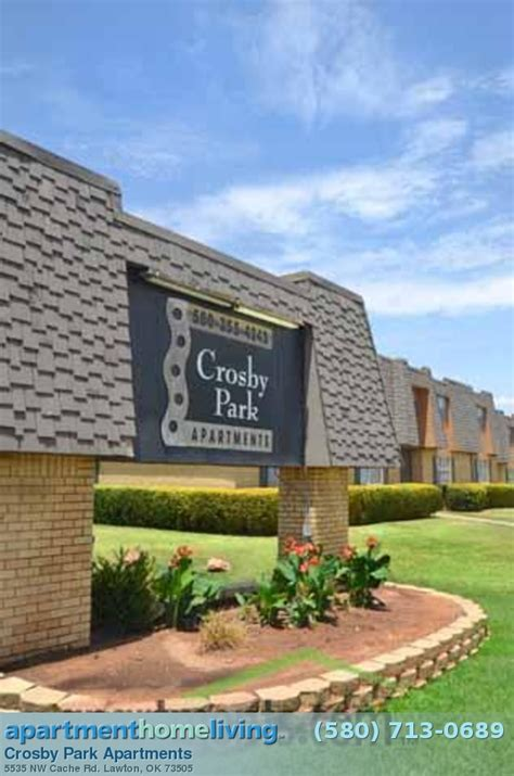 crosby park apartments lawton apartments for rent