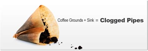 are coffee grounds good for sink drains how to drain a kitchen sink kitchen sinks stainless steel