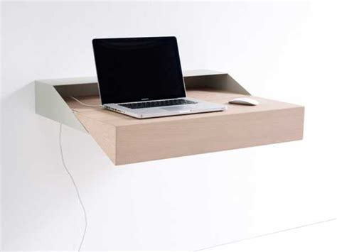 Wall Computer Desk Innovative Computer Desk Designs Bring Stylish Look And Space Saving Ideas Into Office Interiors