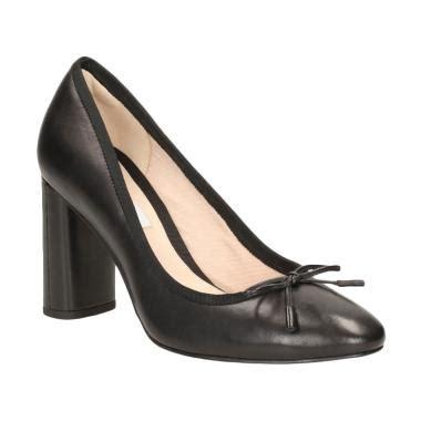 jual clarks idamarie lea high heels sepatu wanita