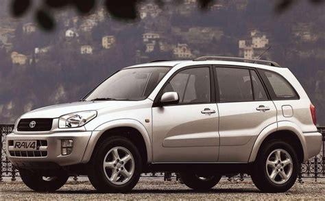how petrol cars work 2000 toyota rav4 navigation system toyota rav4 2000 2003 reviews technical data prices
